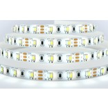Dual White LED strip set 600 leds Variabele kleurtemperatuur 72W 12V - Uitbreidingsset