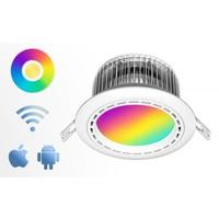 LED Spots RGBW Kleur + Wit