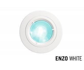 Mi·Light LED Inbouwspot ENZO, GU10 Armatuur ,Wit Rond