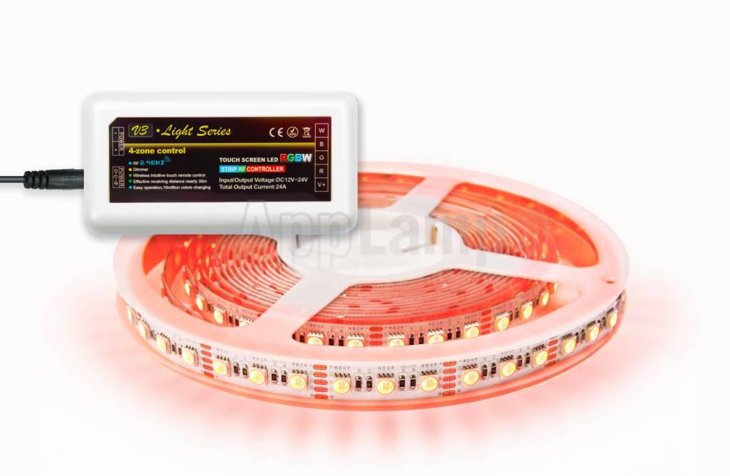 RGBW ULTRA LED 4 in 1 LED via Wifi & RF te bedienen (Uitbreiding)