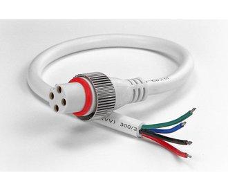 RGB pigtail 4-pin waterproof IP68