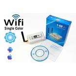 LED Magical Wi-Fi Enkelkleurige LED controller. Bediening met App op smartphone of tablet.