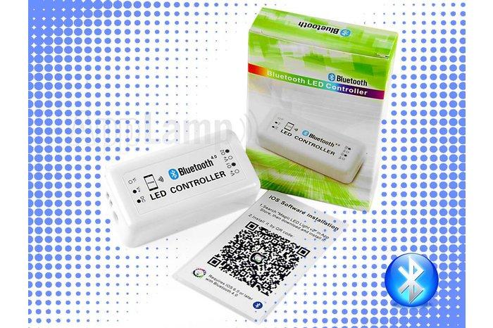 LED Magical Bluetooth enkelkleurige LED controller met APP (V2)