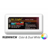 Mi·Light RF RGB Kleur+Dual White (CT) Controller  Mi-Light 10A 12-24V