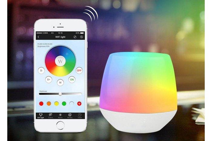 MiLight Wifi iBox met APP: Wifi LED controller voor Wifi LED lampen en Wifi ledstrips
