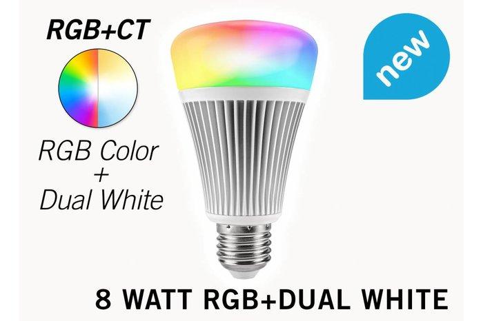 Mi·Light 8 Watt RGB+Dual White 8 Watt LED lamp