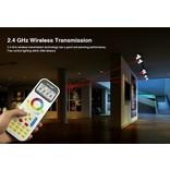 Mi·Light Alpha Lite 25W RGBW Rail Track Light 99 zones met 350º / 180º motorbediening