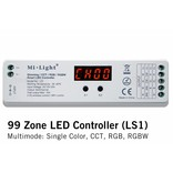 Mi·Light LS1 Mi-Light Multimode 99 zone LED controller (enkele kleur, dual white, rgb, rgbw)