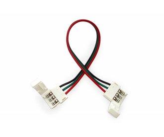 Mi·Light Flexibele connector voor 3-polige 10mm Dual White LED strips, soldeervrij.