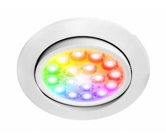 Mi·Light Mi-Light RGBWW 9 Watt Mi-Light LED Spot 30 graden kantelbaar