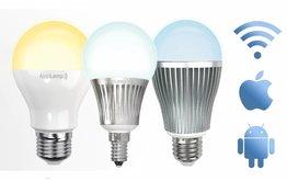 Dual White Lampen: Warm + Koud Wit