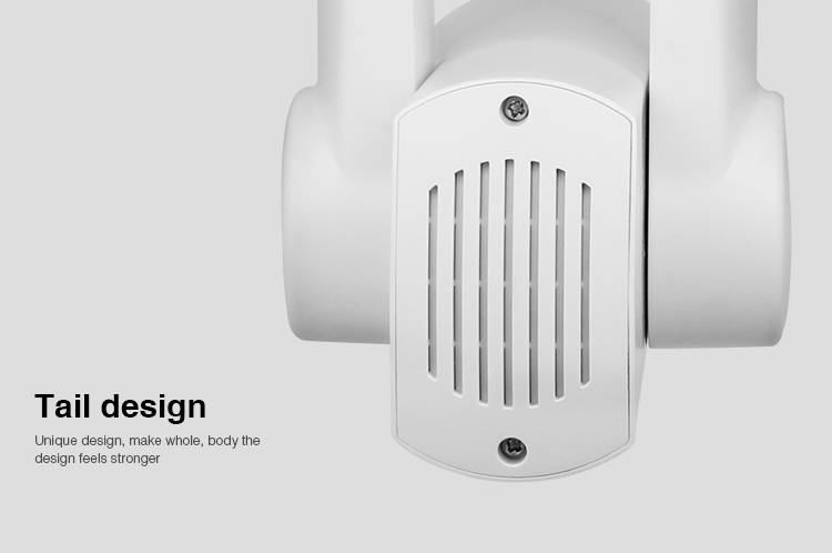 Mi·Light Alpha Lite 25W Dual White Rail Track Light 99 zones met 350º / 180º motorbediening