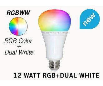 Mi·Light 12Watt RGB+Dual White LED lamp