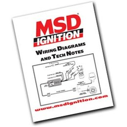 MSD ignition MSD Wiring Diagrams and Tech Notes Book