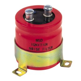 MSD ignition Noise Capacitor, 26 Kufd