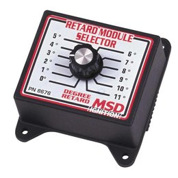 MSD ignition Selector Switch, 0°-11°