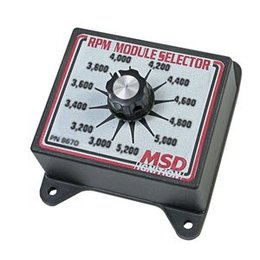MSD ignition Selector Switch, 3.0K-5.2K