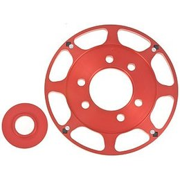 MSD ignition Trigger Wheel, Flying Magnet, Small Block Chevy