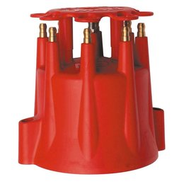 MSD ignition HEI Tower Cap, Marine, with Wire Retainer