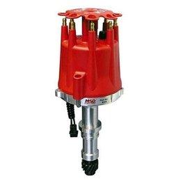 MSD ignition Distributor, Buick V8 Billet, 400-455