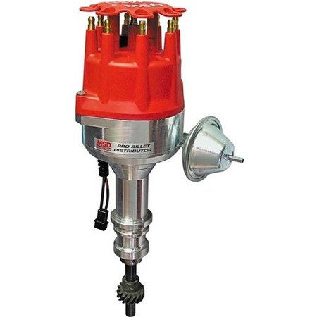 MSD ignition Distributor, Ford 289/302, Vacuum Advance