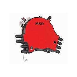 MSD ignition Distributor, GM LT-1 5.7L, '95-'97 Optispark II vented