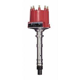 MSD ignition Distributor pro-billet V8 87-95 GM HEI, External Coil