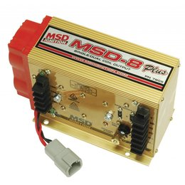 MSD ignition Ignition Control, MSD 8-Plus