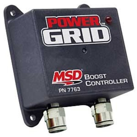 MSD ignition Boost Timing Control