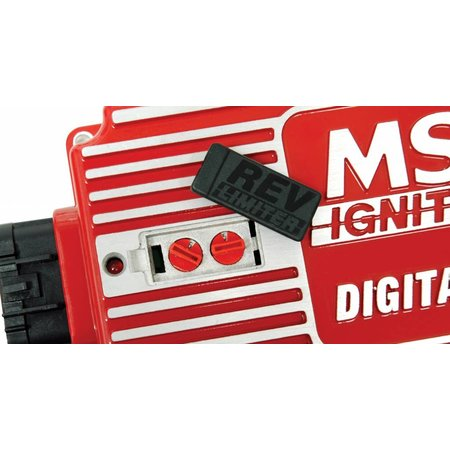 MSD ignition MSD Digital 6AL Ignition, with Rev Limiter universal