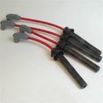 MSD ignition Super Conductor Zündkabelsatz, Dodge/Chrysler 2.0/2.4L