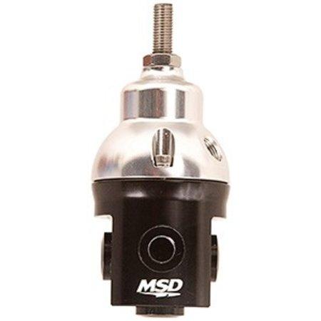 MSD Atomic EFI Regler, Kraftstoffdruck