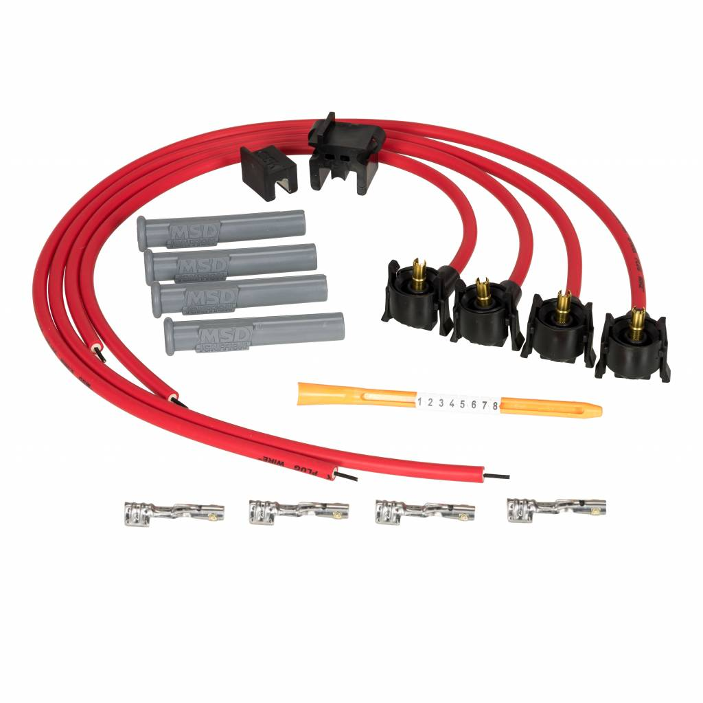 Msd Ignition Peu Kt01 Ignitions Peugeot 106 Gti Wiring Diagram Upgrade Kit
