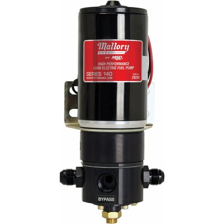 Mallory Mallory Electric Fuel Pump, 250 gal/hr