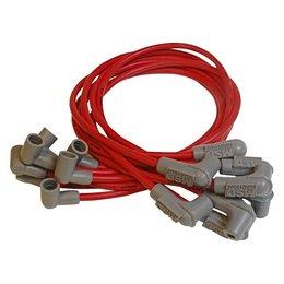 MSD ignition Super Conductor Zündkabelsatz, Chevrolet 307-350, Socket