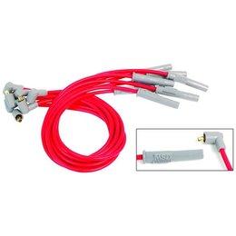 MSD ignition Super Conductor Bougiekabelset, Ford 351C-460, Socket
