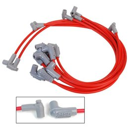 MSD ignition Super Conductor Wiresets, SBC With Low Profile Distributor