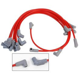 MSD ignition Super Conductor Wiresets, SBC With New Crab Cap, HEI