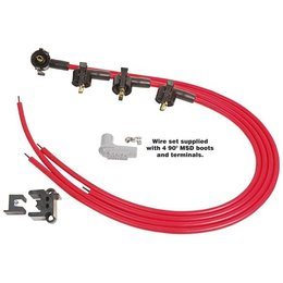 MSD ignition Super Conductor Wiresets, Midget 4-cyl.