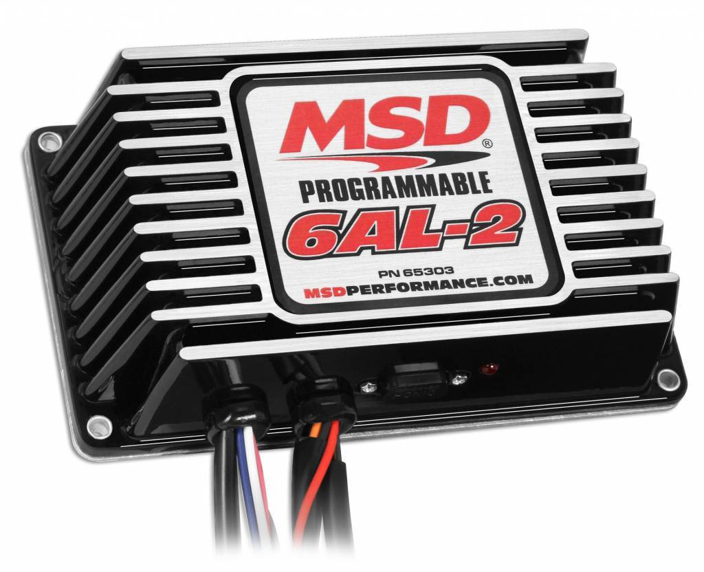 Msd Ignition 6530 Ignitions Ignitionproducts Ford 460 Distributor To 6al Wiring 2 Programmable Control Universal