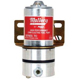Mallory Mallory Pump, Fuel Carb 70gph, 5-6psi