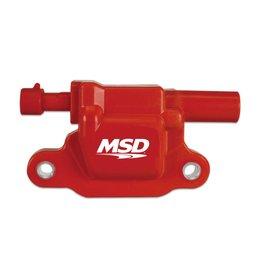 MSD ignition Blaster Bobines, GM LS2/3/4/7/9