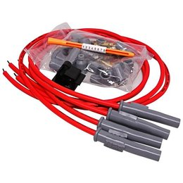 MSD Powersports Wire Set 4- Cylinder MSD Super Conductor Zündkabelsatz 8.5mm