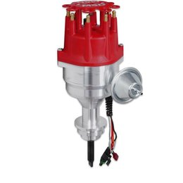 MSD ignition Distributor, Chrysler 383-400, Ready-to-Run