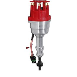 MSD ignition Distributor, Marine, Ford 351-460, Ready-to-Run