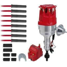 MSD ignition Zündungssätze Ford 289/302, Ready-to-Run Steel Gear