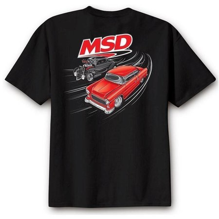 MSD ignition SALE! T-Shirt, MSD Street Racer