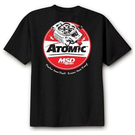 MSD ignition SALE! T-Shirt, MSD Atomic