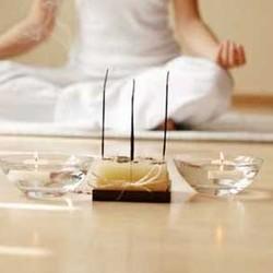 Mediteren en wierook