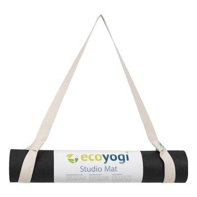 Ecoyogi Yoga mat Draagriem - Natur